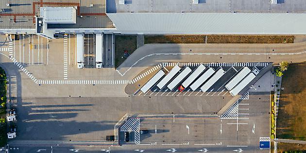 Distributiecentrumbeveiliging - Veen Hosting & Security Tjerkwerd