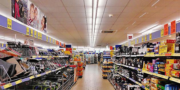 Supermarktbeveiliging - Veen Hosting & Security Tjerkwerd
