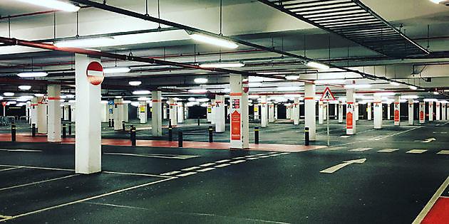 Parkeergaragebeveiliging - Veen Hosting & Security Tjerkwerd